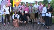 Lederhosen- und Trachten-Golfturnier 2014
