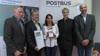 VCÖ-Mobilitätspreis Kärnten 2014 verliehen