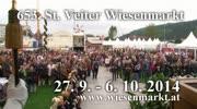 Was ist los am St. Veiter Wiesenmarkt!