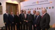 Landeshauptleutekonferenz in Kärnten