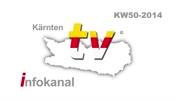 Kärnten TV Infokanal KW50 2014