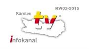 Kärnten TV Infokanal KW03 2015